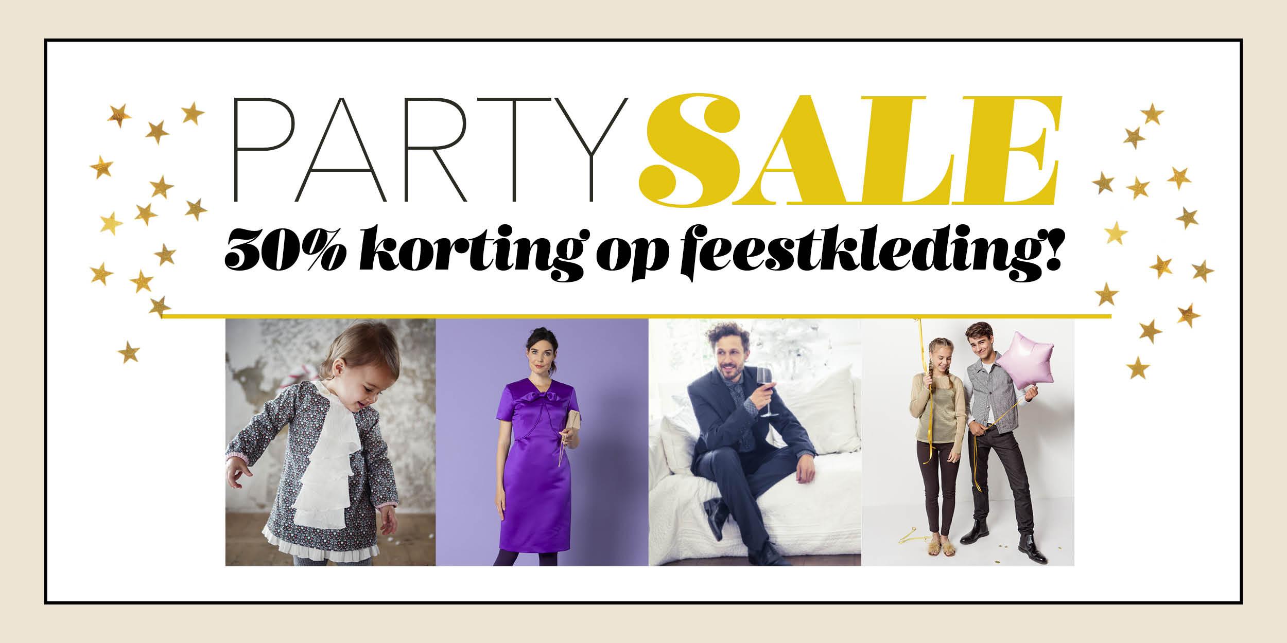 Party Sale