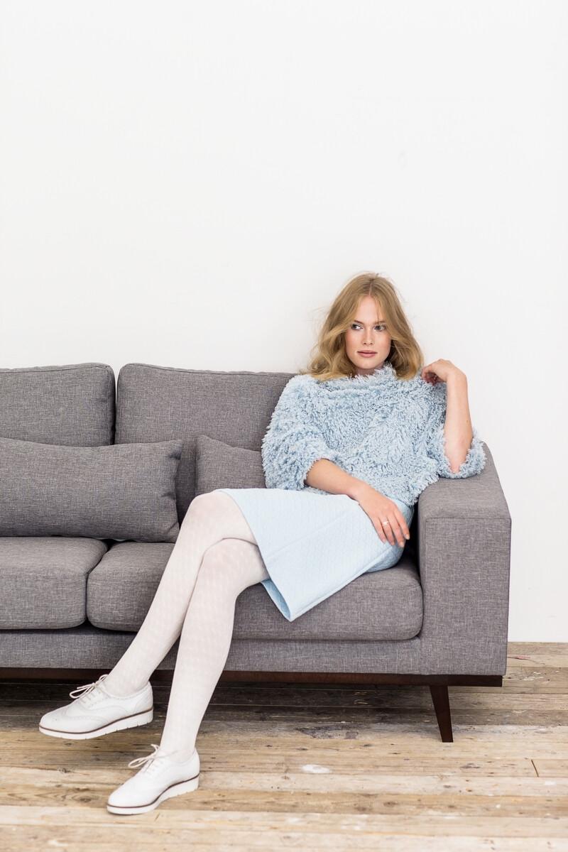 Knipmode 1512 - 10 Sweater