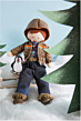 Knippie 0616 - 40 Wintersport