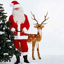 Knipmode KM0612-25 Kerstmannenpak