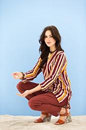 Knipmode 1404 - 15 Kaftan/blouse