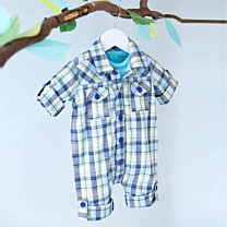 Knippie 0213 - 01 Babyjumpsuit