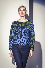 Knipmode 1602 - 09 Sweater