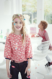 Knippie 0116 - 10 Blouse