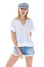 Knipmode 1806 - 22 Top