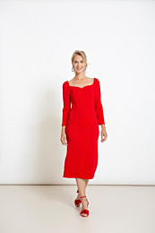 Knipmode 0120 - 2 jurk
