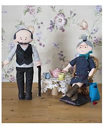 Knippie 0416 - 35 Logeren bij opa en oma