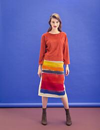 Knipmode 1702 - 12 Sweater