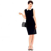 Knipmode 1404 - 20 Little Black Dress
