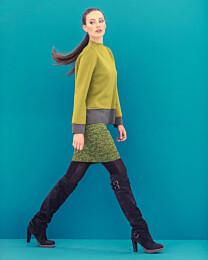 Knipmode 1411 - 14 Sweater