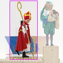 Knippie 5012 - 02 Sinterklaaspak voor kinderen
