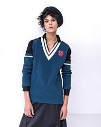 Knipmode 1702 - 05 Sweater