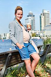 Knippie 0218 - 28 Zwangerschapsshort