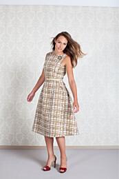Knipmode 1211 - 15 jurk