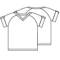 Knippie 0313 - 24 T-shirt