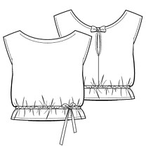 Knippie 0313 - 32 Easy Top