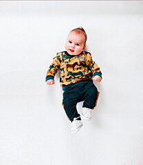 Knipkids 0120 - 4 Sweater