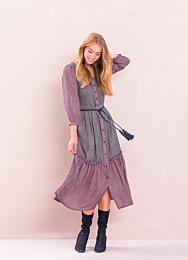 Knipmode 0119 - 9 jurk