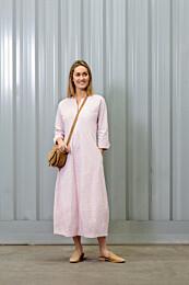 Knipmode 0519 - 12 jurk