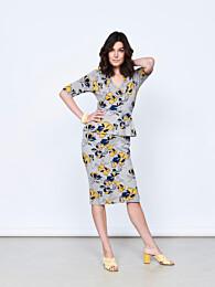 Knipmode 0719 - 10 jurk