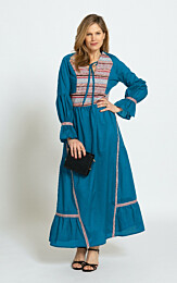 Knipmode 0421 - 20 - Maxi-jurk