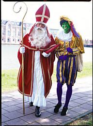 Knipmode 1250 - 04 Sinterklaaspak