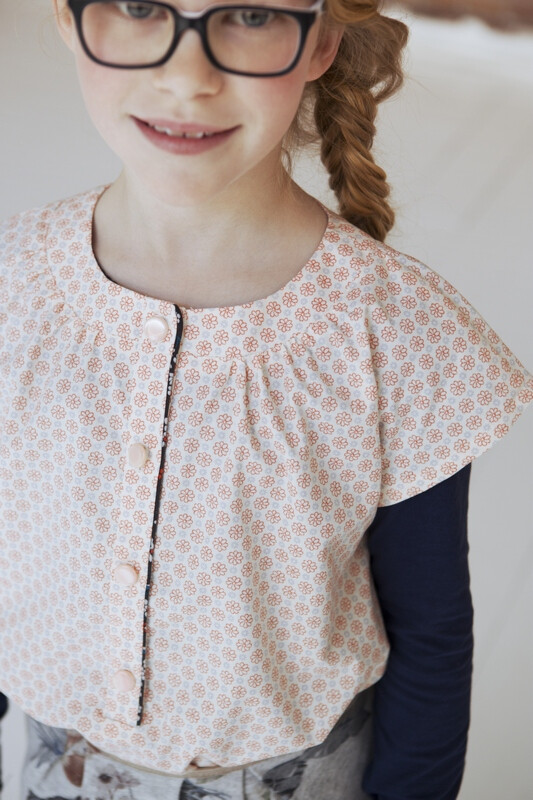 Knippie 0415 - 20 Blouse