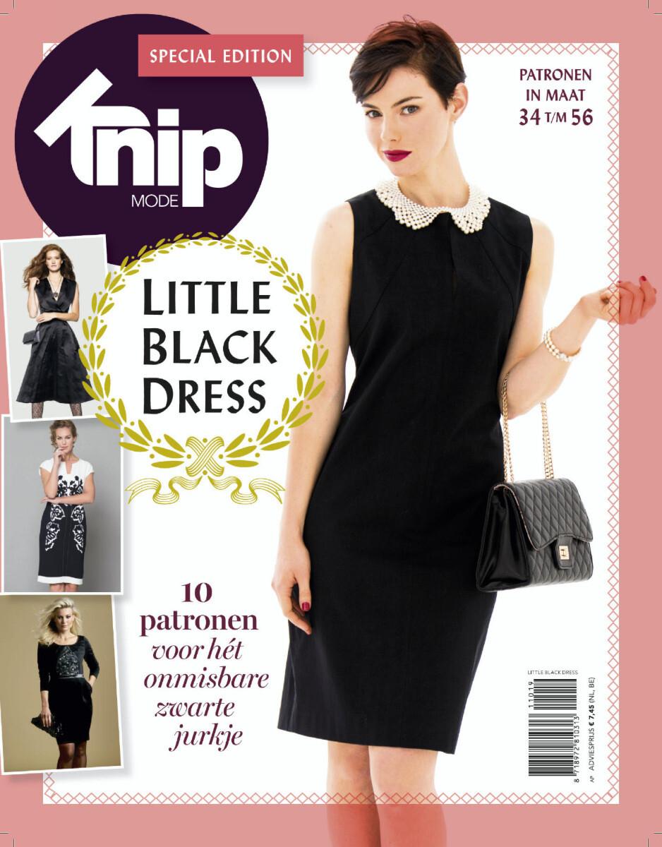 Knipmode Little Black Dress