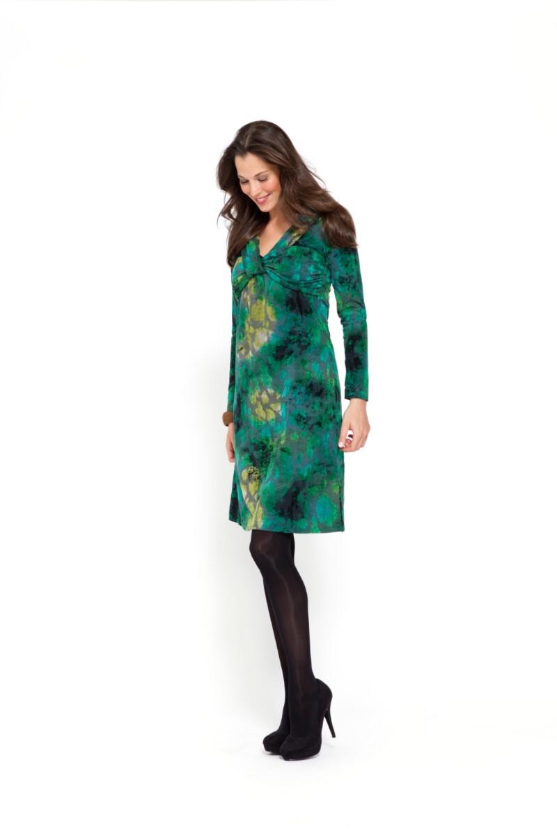 Knipmode 1211 - 24 jurk