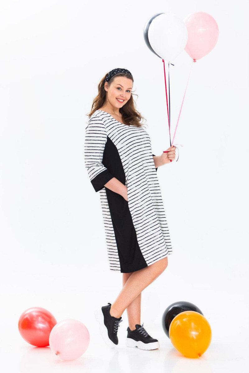 Knipmode maart 2019 - jurk 12