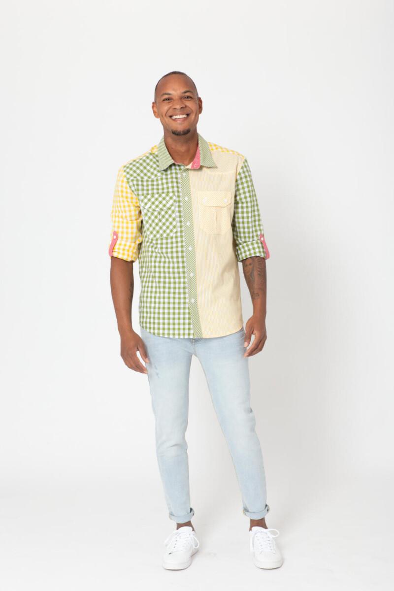 Knipmode 0320 - 1 Overhemd