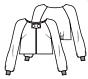 Knipmode 1119-05 Jasje