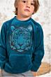Knippie transferprint tijger