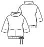 Knipmode 1219 - 10 Sweater