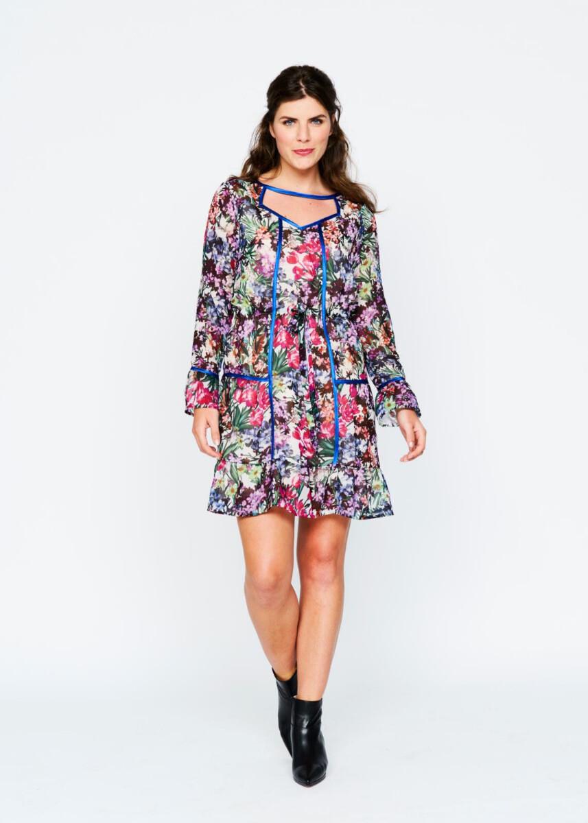 Knipmode 0220 - 2 jurk