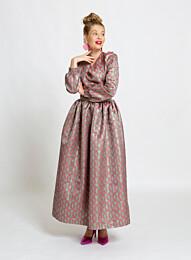 Knipmode 1121 - 08 - Kleid