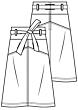 Knipmode 0419 - 13 Rok