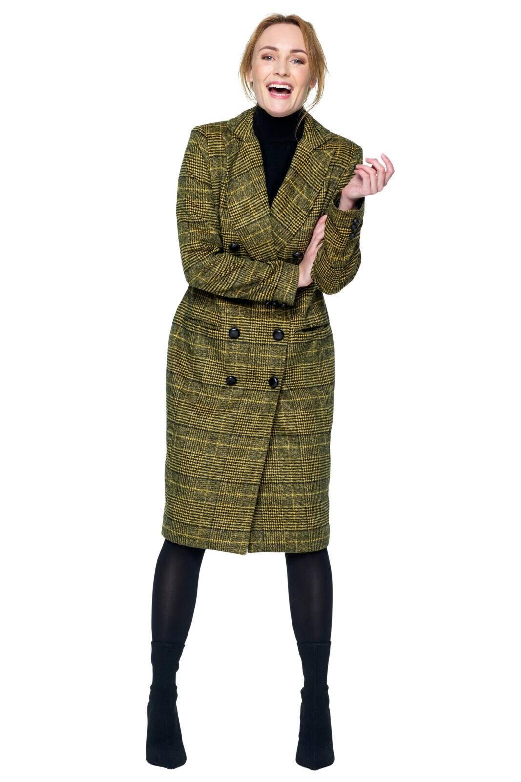 Knipmode 1119-21 Robe manteau
