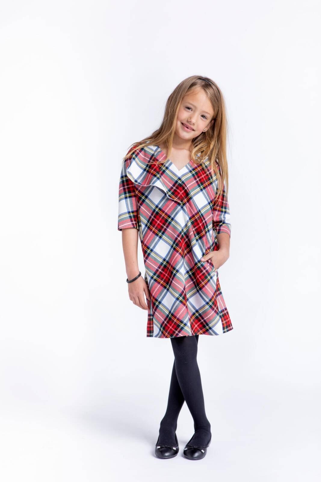 Knippie 4 2019 - jurk 20 Mini Me