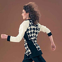 Knipmode 1409 - 05 Sweater