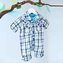 Knippie 0213 - 01 Babyjumpsuit