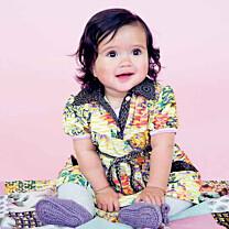 Knippie 0114 - 01 Jurk/blouse/top