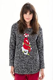 Knipmode 1411 - 04 Sweater