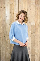Knipmode 1509 - 04 Sweater