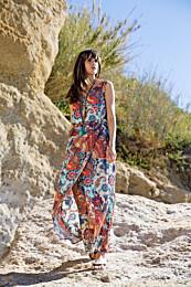 Knipmode 1506 - 11 Maxi-jurk