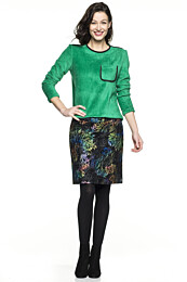 Knipmode 1702 - 24 Sweater