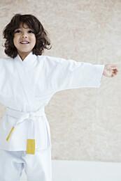 Knippie 0117 - 12 Judopak