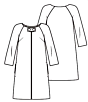 Knipmode 1119-04 Jas