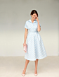 Knipmode maart 2019 - jurk 18