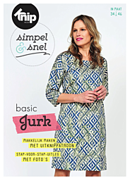 Knipmode Simpel & Snel Jurk